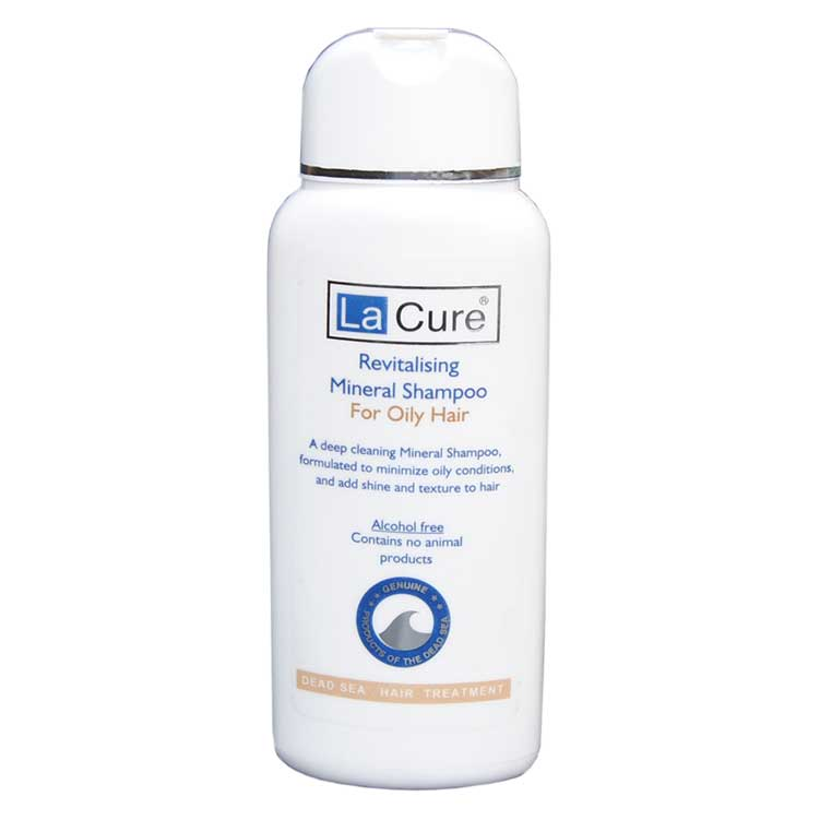 Mineral Shampoo, Oily Hair, La Cure 250 ml