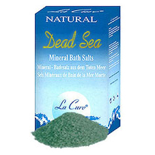 Dead Sea Bath Salt, Eucalyptus, La Cure, 500 gm
