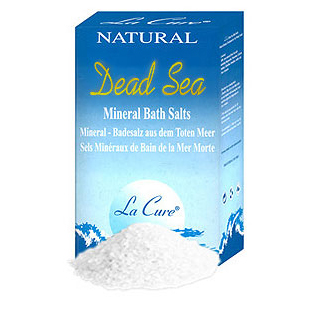 Dead Sea Bath Salt, Natural, La Cure, 500 gm
